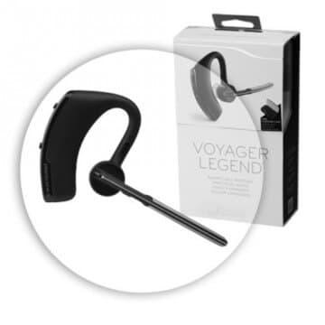 Plantronics Voyager Legend Bluetooth Headset Black Cellxpo