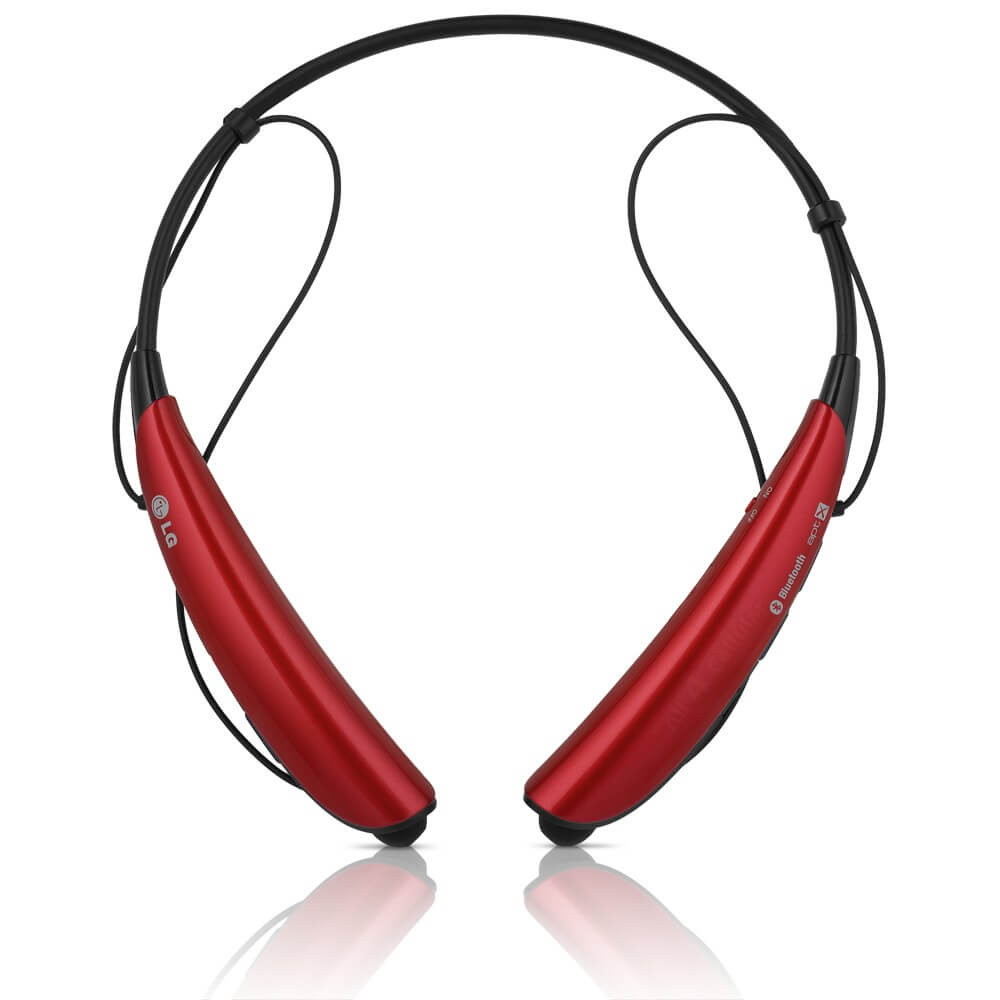lg tone pro hbs 750 red bluetooth stereo headset cellxpo. Black Bedroom Furniture Sets. Home Design Ideas
