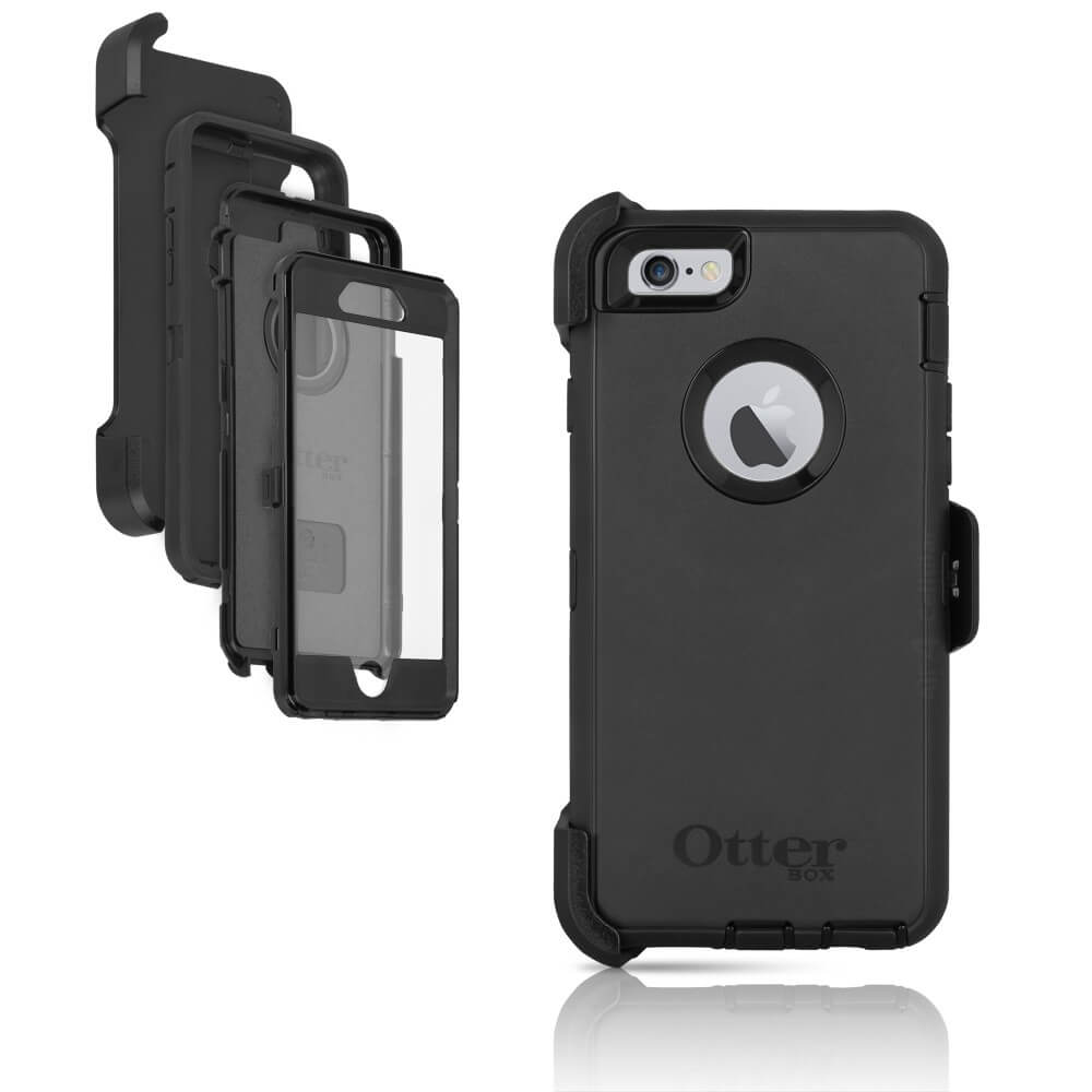 separation shoes 3ff44 74170 OtterBox iPhone 6/6s Defender Series Case & Holster