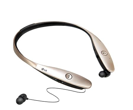 lg hbs 900 tone infinim bluetooth stereo headset gold cellxpo. Black Bedroom Furniture Sets. Home Design Ideas