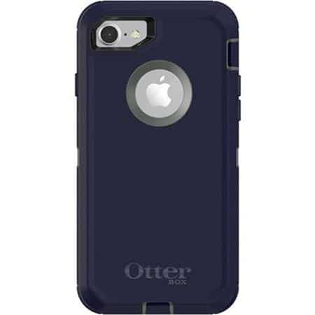 super popular 71e70 42a26 OtterBox Defender Case for iPhone 7 Plus/iPhone 8 Plus - Stormy Peaks