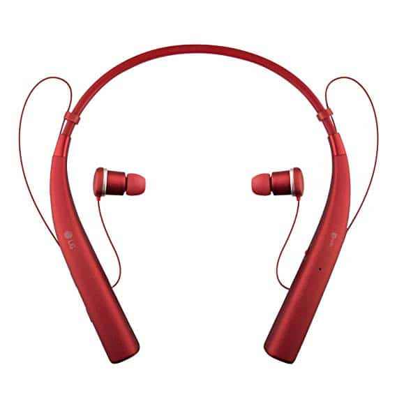 Lg Tone Pro Hbs 780 Bluetooth Wireless Stereo Headset Red Cellxpo